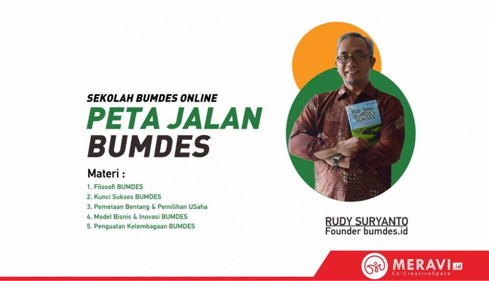 Training Online Peta Jalan BUMDes - Meravi.id