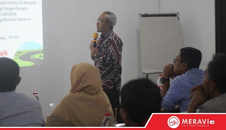 Workshop Peta Jalan BUMDes