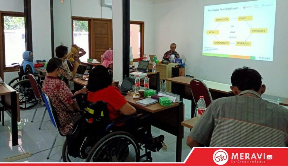 Workshop Penyusunan Renstra Organisasi Berbasis Sosial Enterprise Yayasan Ciqal