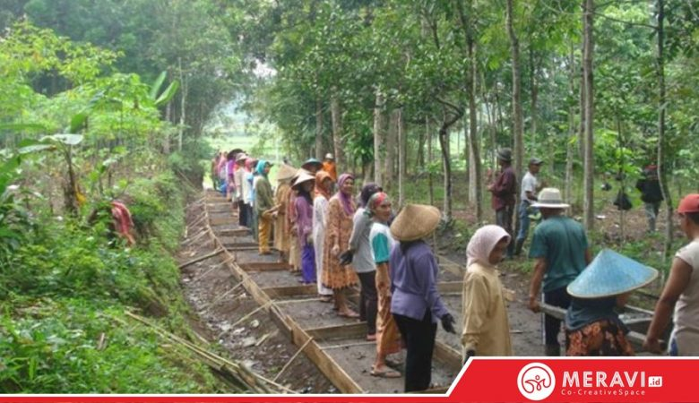 Membangun Kawasan Perdesaan Berbasis Pengembangan Masyarakat
